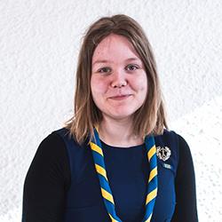 Kuvassa Reetta Suonpää